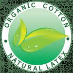 Organic Cotton Natural Latex