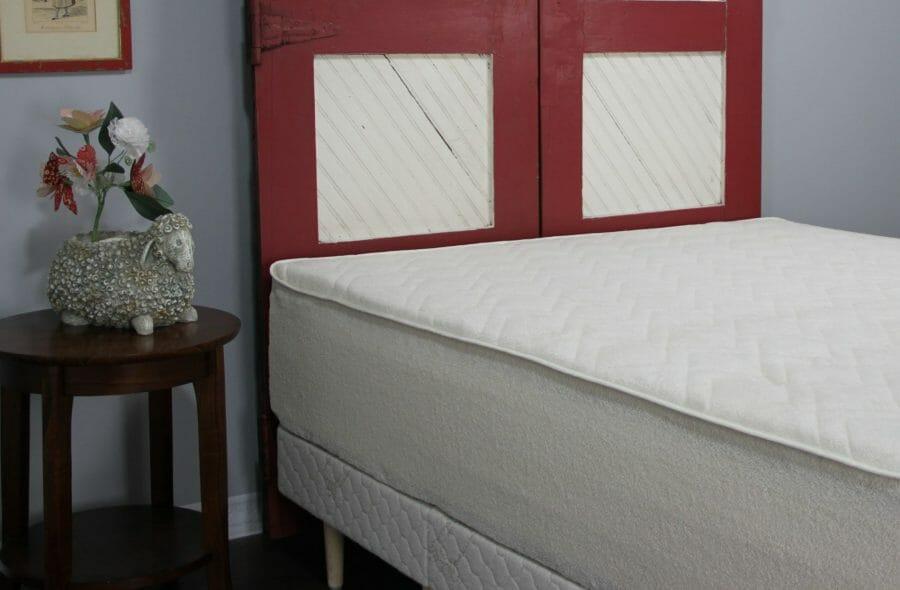St Dormeir Cotton & Wool Washable Mattress Protector
