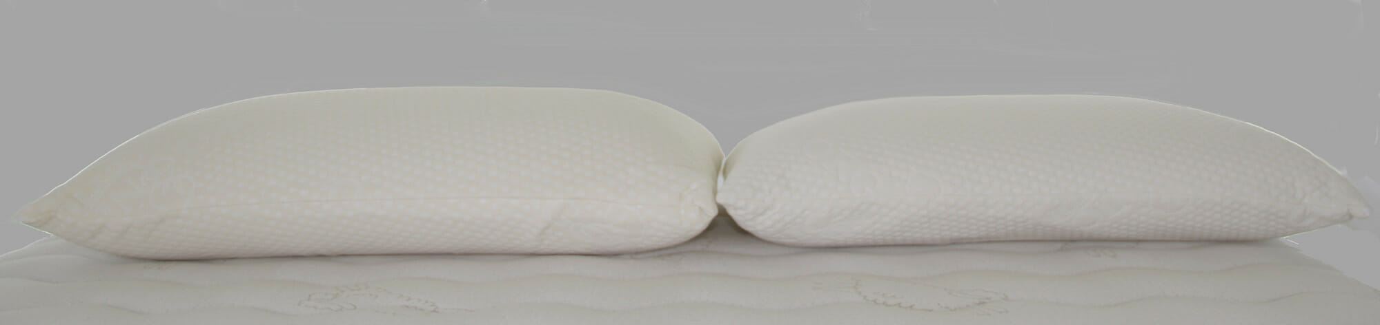 Talalay Pincore High & Low Profile Pillows