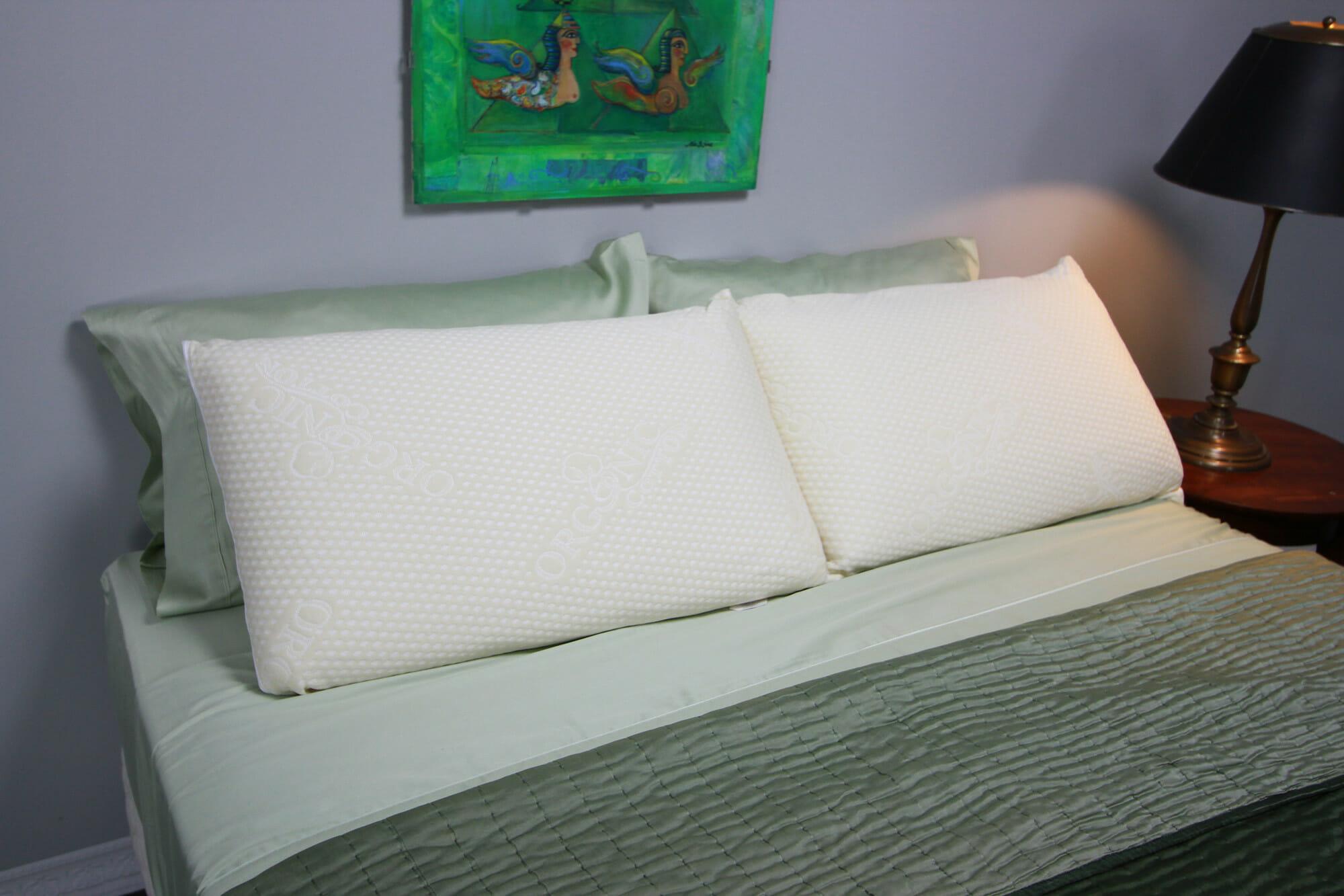 Talalay Pillow - Back Sleeper and Side Sleeper