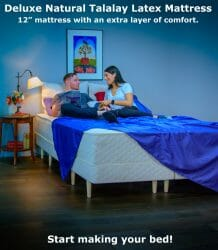 Build your Deluxe Latex Mattress