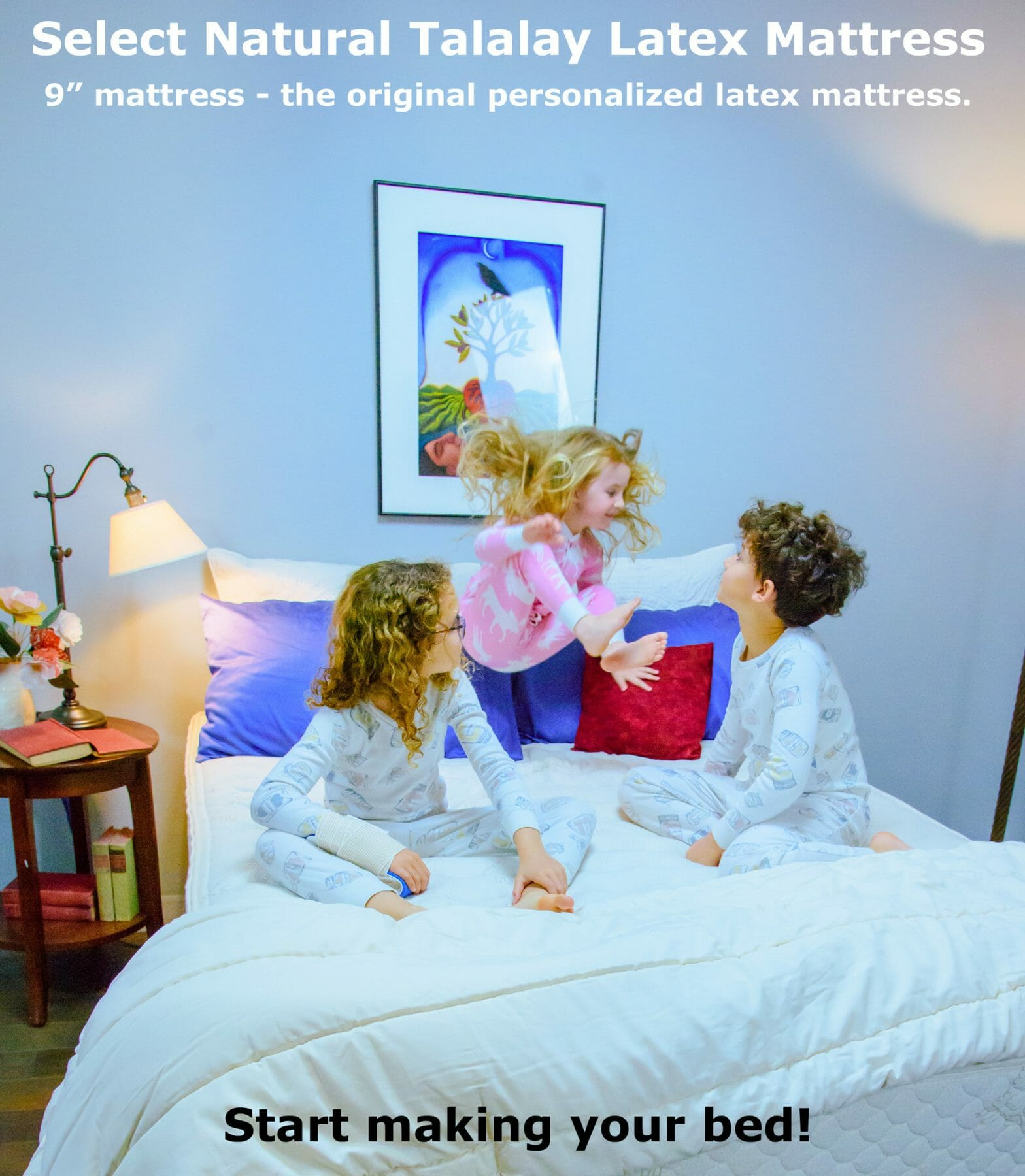 Build Your Select Latex Mattress