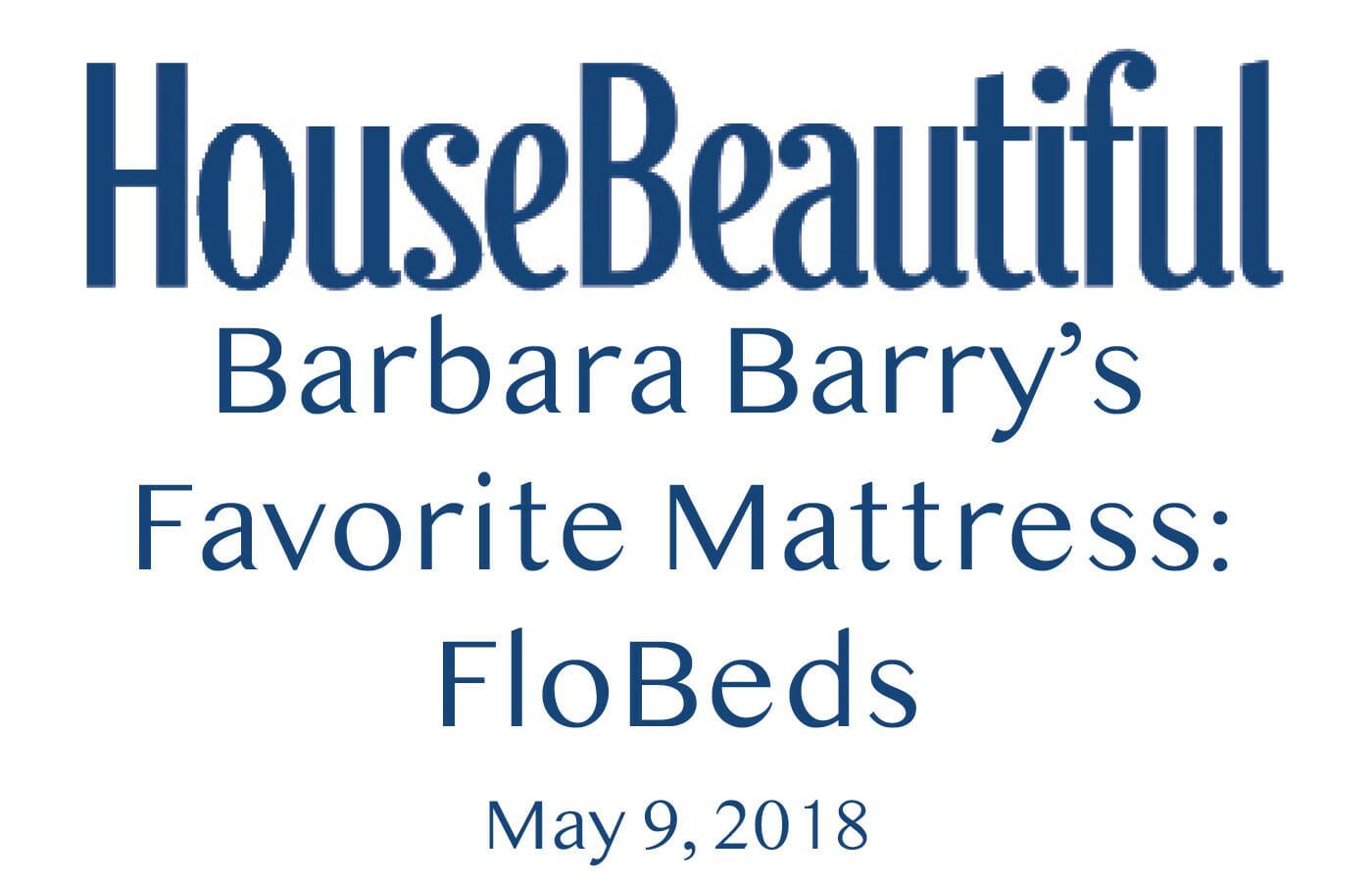Barbara Barry - House Beautiful