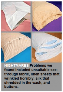 Consumer Reports: Nightmare