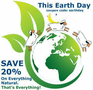 Earth Day - Save 20% on everything