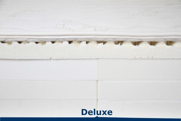 Deluxe Natural Talalay Latex Mattress. Personalized for you.