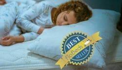 twice fluffed natural Talalay latex pillow