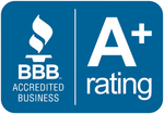 BBB Accredited A Plus Rating